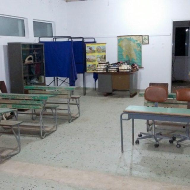 Τριήμερο εθελοντικής εργασίας στο Βελημάχι, ανάδειξη εκθεμάτων Δημοτικού Σχολείου,  Ιούνιος 2015