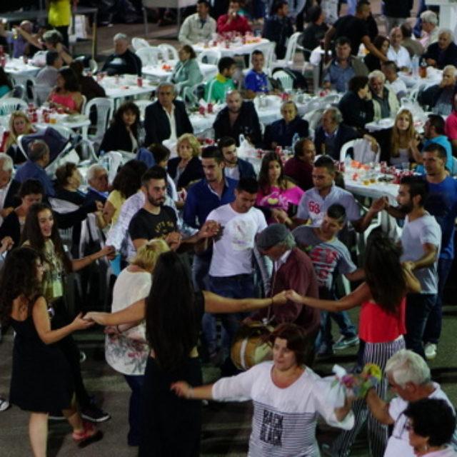 «Διαγωνισμός μουστακιού» και «γιορτή σαρδέλας», Σάββατο 13 Αυγούστου 2016 στο Βελημάχι Γορτυνίας