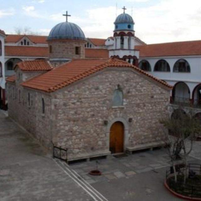 Εκδρομή την Κυριακή 16 Οκτωβρίου, Όσιος Δαυίδ και Άγιος Ιωάννης Ρώσος στη βόρεια Εύβοια