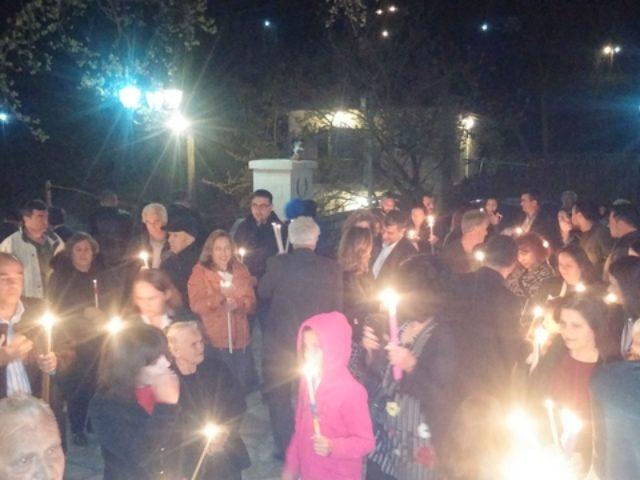 Ανάσταση και Πάσχα 2018 στο Βελημάχι Γορτυνίας, πρόγραμμα Ακολουθιών Μεγ.Εβδομάδας