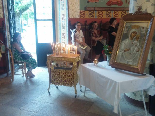 Η εικόνα της «Παναγίας των Νοτενών εκ Βελημαχίου» και εκδηλώσεις καλοκαιριού 2018